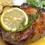 Pan Fried Veal Chops