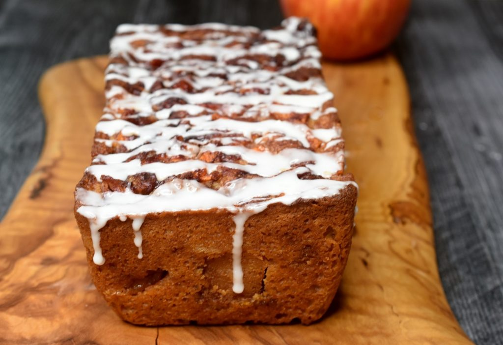 How to make Apple Fritter Quick Bread