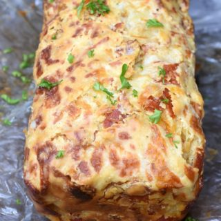Cheesy Pepperoni Quick Bread