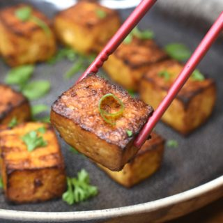 How to make Crispy Air Fried Tofu