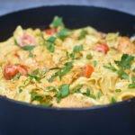 Easy Cajun Chicken & Noodle Casserole